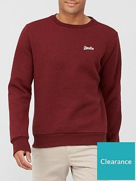 superdry-orange-label-classic-sweatshirt-red