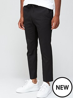 topman-skinny-fit-smart-joggers