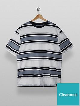 topman-stripe-crew-neck-t-shirt-white