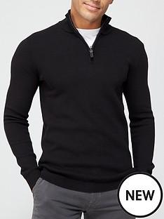 superdry-orange-label-henley-jumper-black