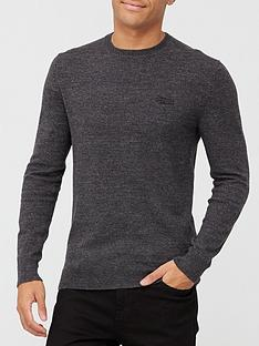 superdry-orange-label-crew-neck-jumper-grey-marl