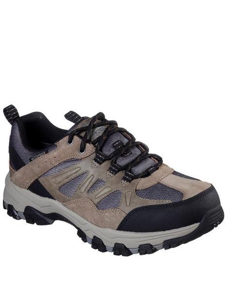 skechers-selmen-enago-waterproof-outdoor-trainers-brown