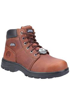 skechers-workshire-leather-safety-boots-brown