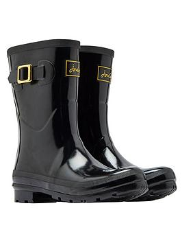 joules-kelly-glossnbspwelly-boots-black