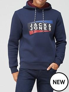 jack-jones-anton-overhead-hoodie-navy