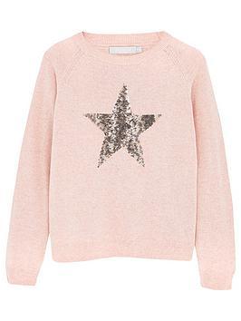 mintie-by-mint-velvet-girls-animal-sequin-star-jumper-pink