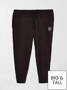 jack-jones-big-amp-tallnbspslim-fit-joggers-black