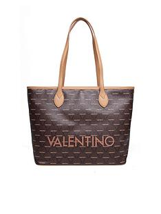 valentino-by-mario-valentino-liuto-tote-bag-brown