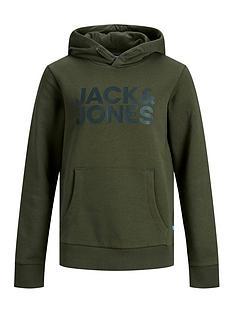 jack-jones-junior-boys-logo-hoodie-forest
