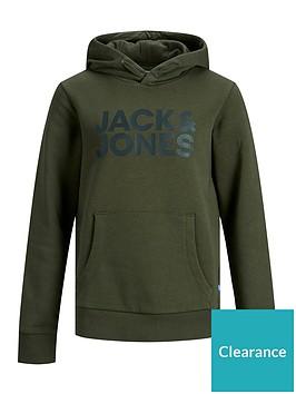 jack-jones-junior-boys-logo-hoodie-forest