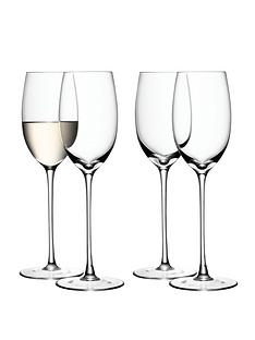 lsa-international-white-wine-glasses-ndash-set-of-4
