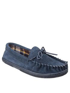 cotswold-alebeta-lined-slippers-navy