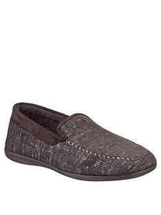 cotswold-stanley-slip-on-slippers-brown