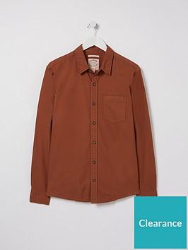 fatface-thornhill-oxford-shirt-brownnbsp