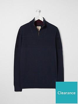 fatface-rye-14-zip-knitted-jumper-navynbsp