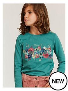 fatface-girls-long-sleeve-awesome-t-shirt-dark-mint