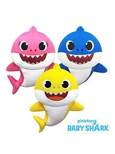 prod1089603680: Baby Shark Doodle Me Plush - 30cm