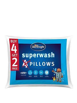 silentnight-superwash-pillows-ndash-buy-4-get-2-free