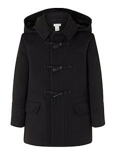 monsoon-boys-sew-duffle-coat-black