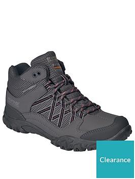 regatta-edgepoint-mid-junior-walking-boot-grey-coral