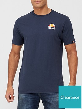 ellesse-canaletto-tee-navy
