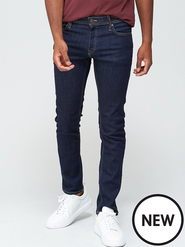 Nel nome Monna Lisa cocaina  Jack & Jones Glenn Original Slim Fit Jeans - Rinse | littlewoodsireland.ie