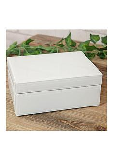 white-glass-trinket-box