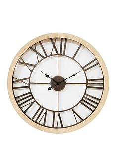 round-wall-clock-with-cut-out-dial