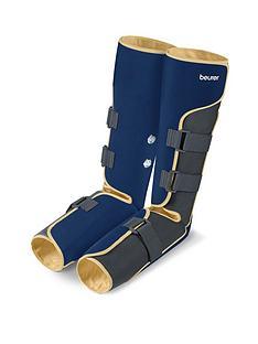 beurer-pressure-massage-leg-cuffs-2-pin-plug