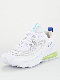 nike-air-max-270-react-eng-junior-trainer-whitegreen