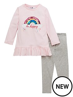 mini-v-by-very-girls-long-sleevenbsprainbow-dress-and-legging-set-pale-pinkgrey