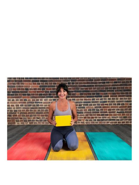 davina-mccall-yoga-mat-and-block-setnbsp
