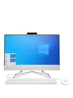 hp-24-all-in-one-desktop-pc-24nbspinchnbspfhd-display-intel-i3-10th-gen-128gb-ssd-4gb-ramnbsppop-up-privacy-cam-keyboard-amp-mousenbspwith-optional-microsoft-family-365-1-year