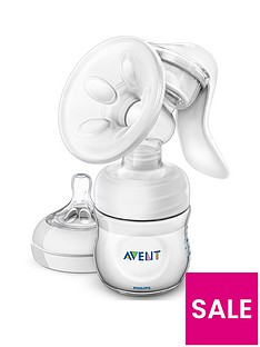 avent-philips-avent-manual-breast-pump-scf33070