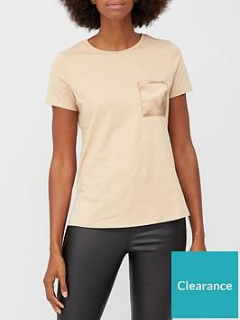 v-by-very-satin-pocket-t-shirt-camel