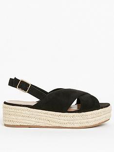evans-extra-wide-fitnbspflatform-espadrille-sandals-black
