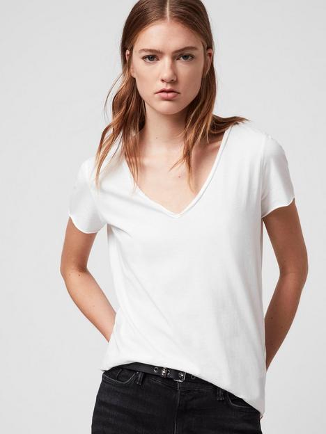 allsaints-emelyn-tonic-tee-white