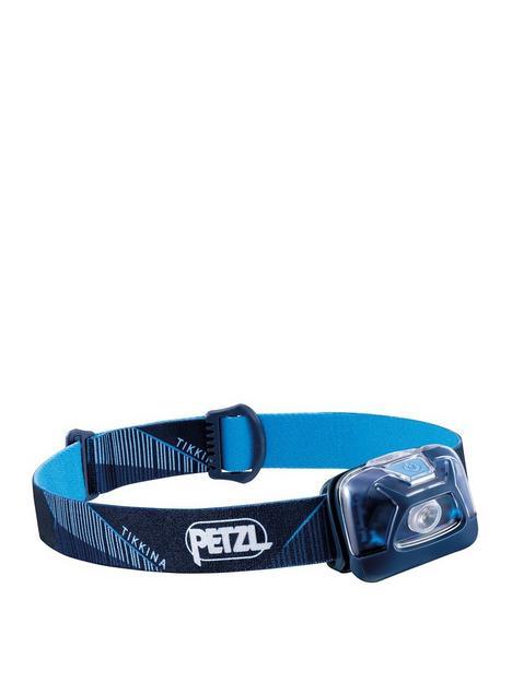petzl-tikkina-250-lumen-blue-headlamp