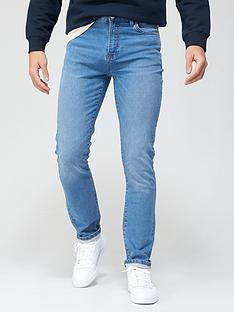very-man-super-comfort-slim-knittednbspjeans-light-wash