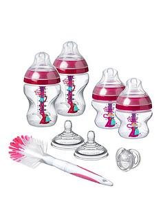 tommee-tippee-tommee-tippee-advanced-anti-colic-decorated-bottle-starter-set-pink