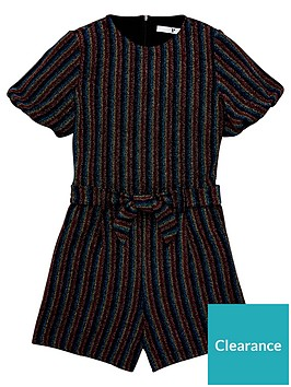 v-by-very-girls-rainbow-lurex-tie-waist-playsuit-multi