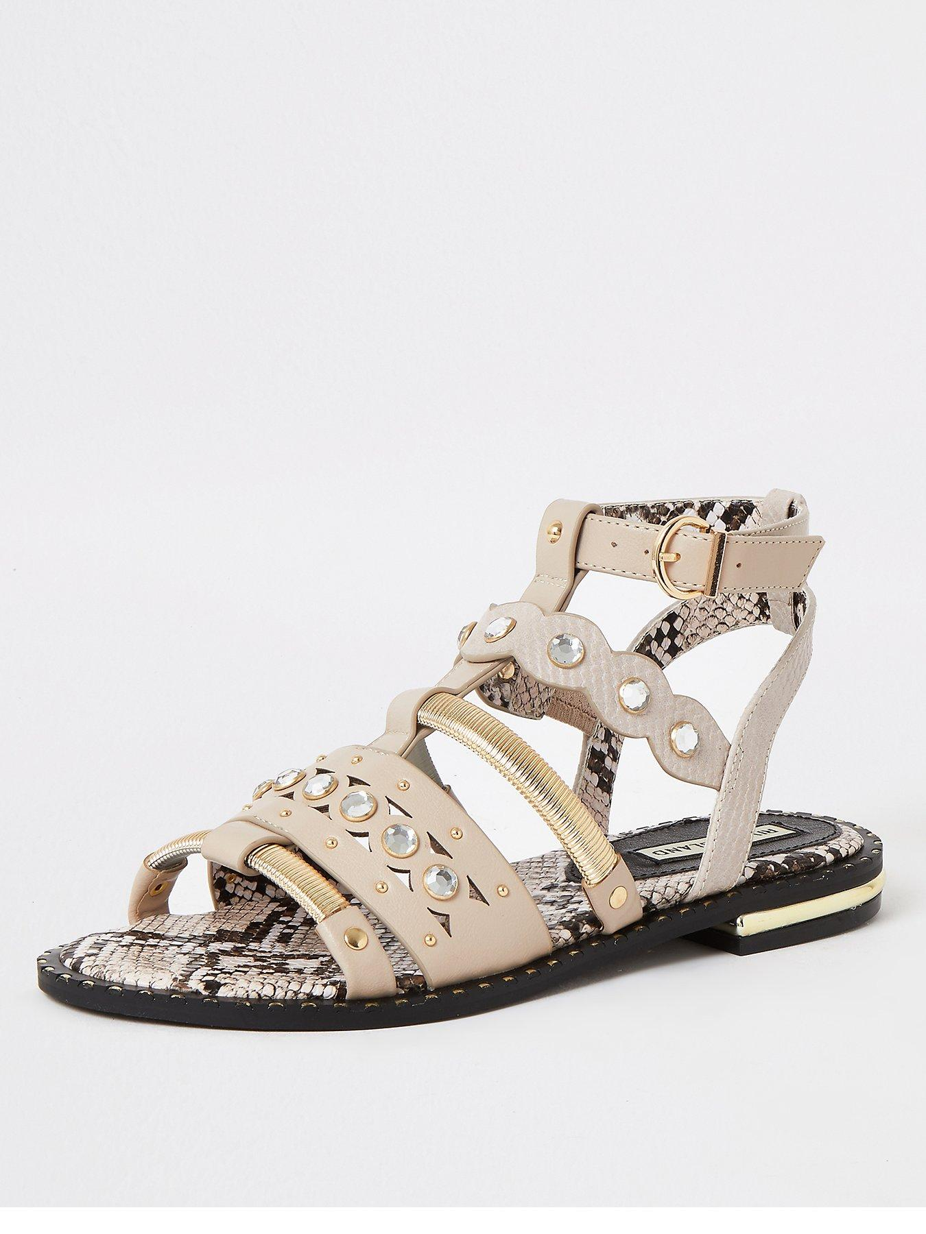 Pink   River island   Shoes \u0026 boots