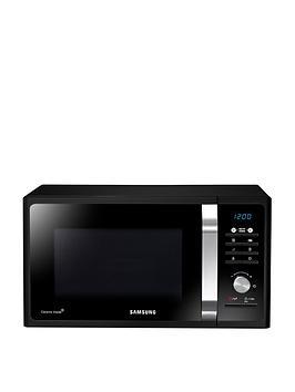 samsung-ms23f301tfkeu-23-litre-solo-microwave-black