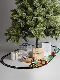 festive-elf-train-set-with-lights-and-music
