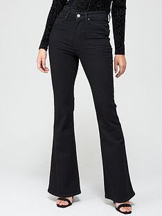 v-by-very-high-waisted-flare-jean-blacknbsp