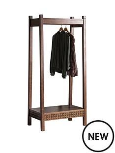 hudson-living-boho-retreat-open-wardrobe