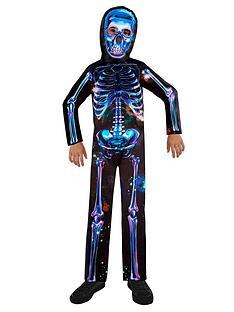 sustainable-neon-skeleton-boy-costume