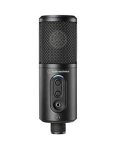 audio-technica-atr2500x-usb-unidirectional-condenser-streamingpodcasting-microphone