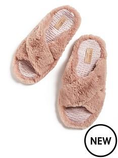 ted-baker-ted-baker-faux-fur-strap-slipper