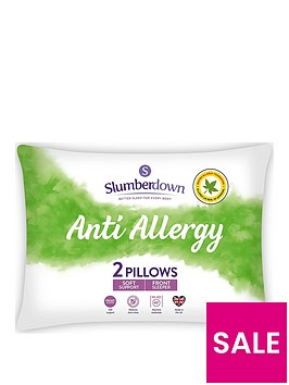 slumberdown-anti-allergy-soft-pillows-ndash-pack-of-2
